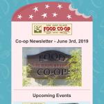 Newsletter — June 3rd, 2019