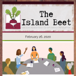 Island Beet — February 26th Board Meeting Announcement