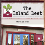 The Island Beet — March 12th, 2020