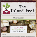 The Island Beet — March 15th, 2020